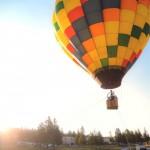 風船で旅に出た日本人